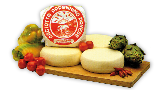 Caciotta Appenino Pavese